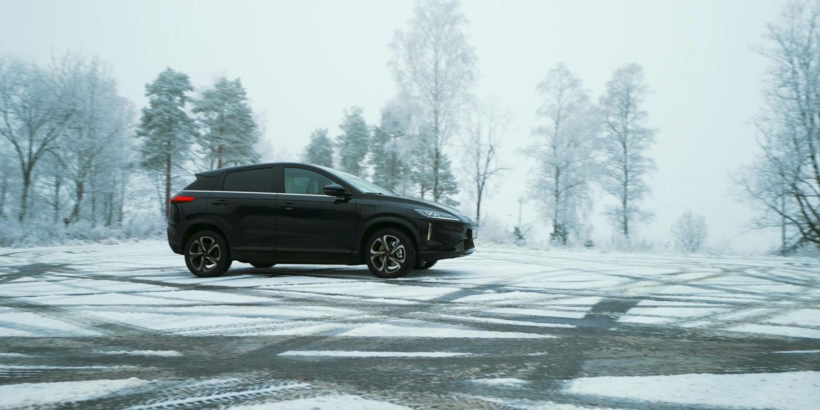 В Норвегию прибыли первые электромобили Xpeng G3, в том числе, предназначенные для покупателей за Полярным кругом